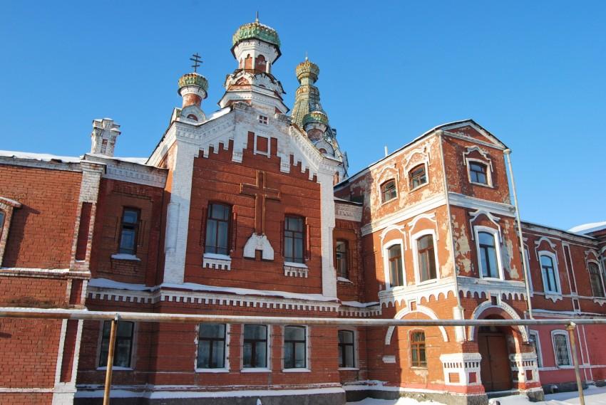 Церковь Михаила Черниговского, Камышлов