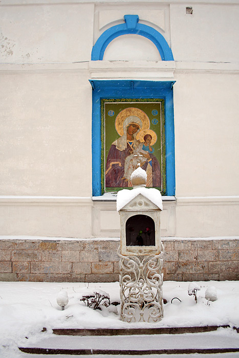 Церковь Михаила Архангела, Дно