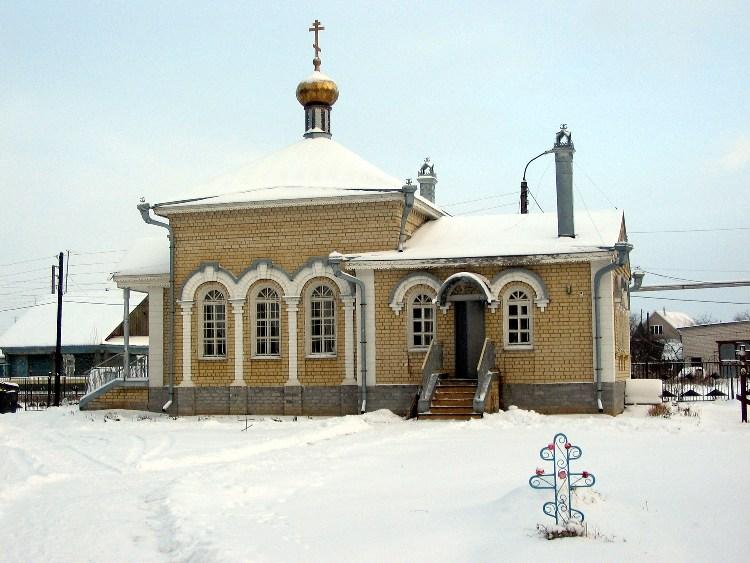 Церковь Покрова Пресвятой Богородицы, Городец