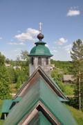 Церковь Троицы Живоначальной - Троицкое - Воскресенский район - Нижегородская область