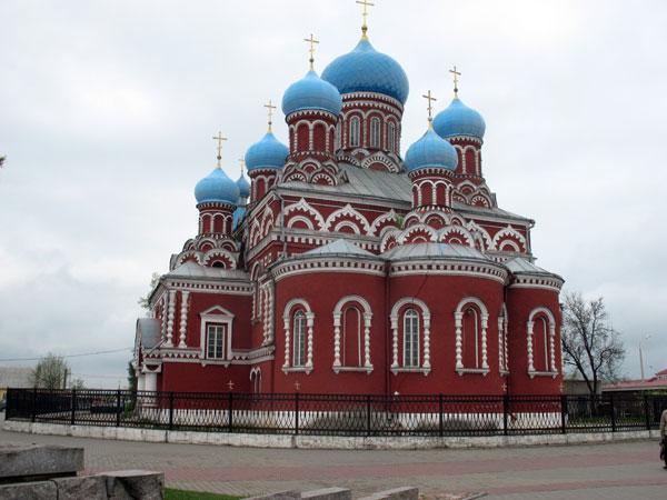 Кафедральный собор Воскресения Христова, Борисов