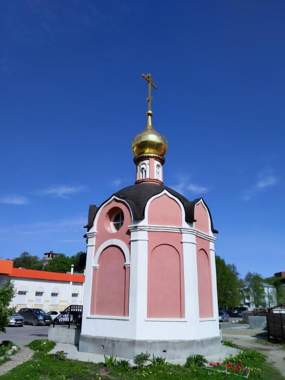Рязанская область, Рязань, город, Рязань. Часовня иконы Божией Матери