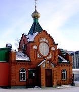 Церковь Серафима Саровского - Барнаул - Барнаул, город - Алтайский край
