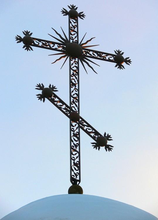 Богородице-Алексиевский монастырь. Часовня над местом погребения Феодора Томского (воссозданная), Томск