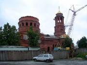 Церковь Иоанна Богослова (воссозданная) - Верхняя Салда - Верхнесалдинский район (Верхнесалдинский ГО) - Свердловская область
