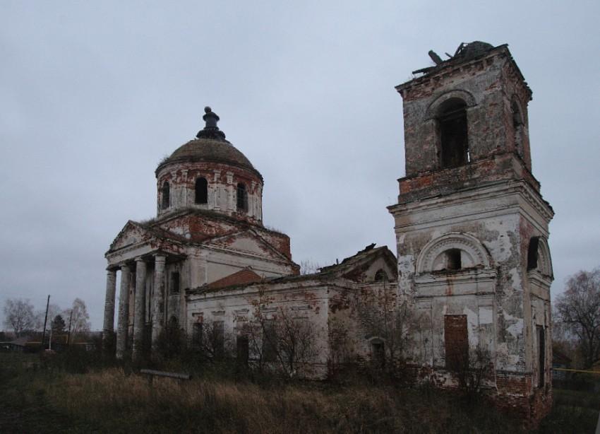 Церковь Казанской иконы Божией Матери, Силино