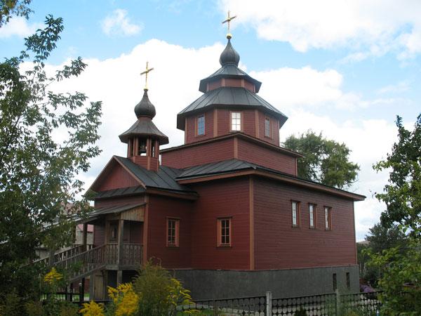 Церковь Николая Чудотворца, Минск