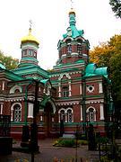 Церковь Александра Невского на военном кладбище - Минск - Минск, город - Беларусь, Минская область