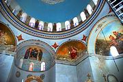 Собор Вознесения Господня - Иерусалим - Масличная гора - Израиль - Прочие страны