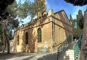 Часовня Обретения главы Иоанна Предтечи - Иерусалим - Масличная гора - Израиль - Прочие страны