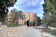 Церковь Филарета Милостивого - Иерусалим - Масличная гора - Израиль - Прочие страны