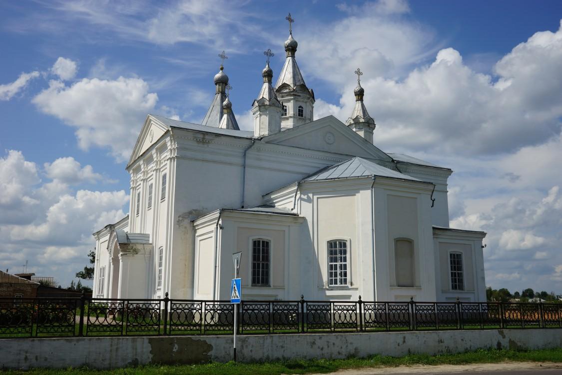 Церковь Илии Пророка, Заолешенка