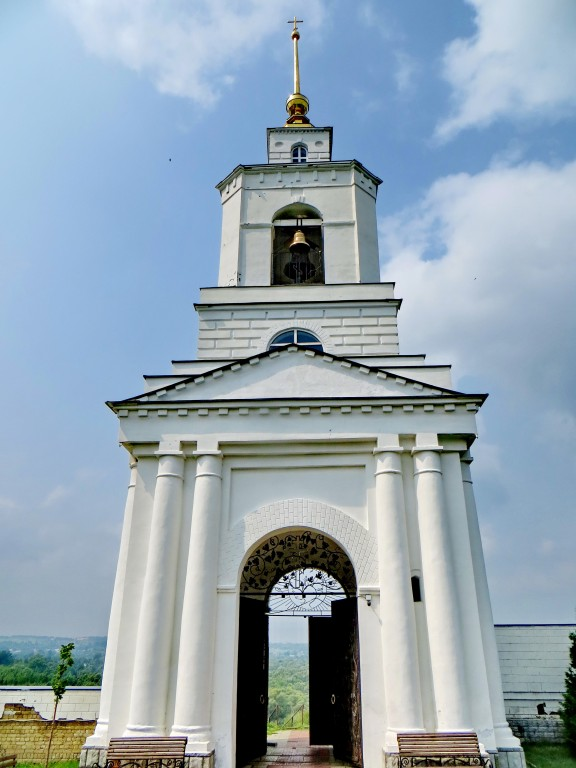 Димитриевский мужской монастырь, Дмитриево