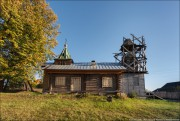 Церковь Иоанна Воина - Никольское - Ильинский район - Ивановская область