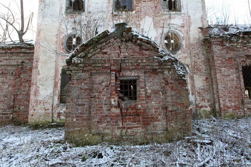 Церковь Рождества Пресвятой Богородицы, Пречистое