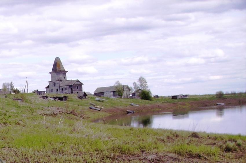 Церковь Владимирской иконы Божией Матери, Меландово