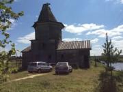 Церковь Владимирской иконы Божией Матери - Меландово - Холмогорский район - Архангельская область
