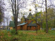 Церковь Иверской иконы Божией Матери - Пересвет - Сергиево-Посадский городской округ - Московская область