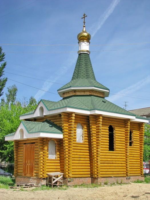 Церковь Пантелеимона Целителя при городской больнице №1, Брянск