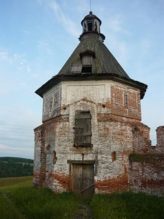 Ульяновский Троице-Стефанов монастырь, Ульяново