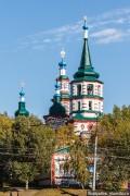 Церковь Воздвижения Креста Господня - Иркутск - Иркутск, город - Иркутская область