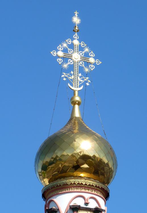 Иркутская область, Иркутск, город, Иркутск. Собор Богоявления Господня, фотография. архитектурные детали