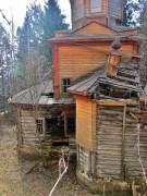 Церковь Вознесения Господня - Ширяево - Островский район - Костромская область