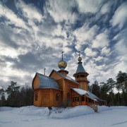 Церковь Флора и Лавра - Сайгатино - Сургутский район и г. Сургут - Ханты-Мансийский автономный округ