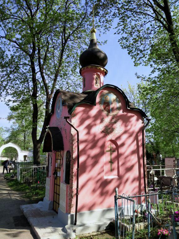 Рязанская область, Рязань, город, Рязань. Часовня Любови Рязанской, фотография.