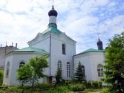 Троицкий мужской монастырь. Церковь Сергия Радонежского - Рязань - Рязань, город - Рязанская область