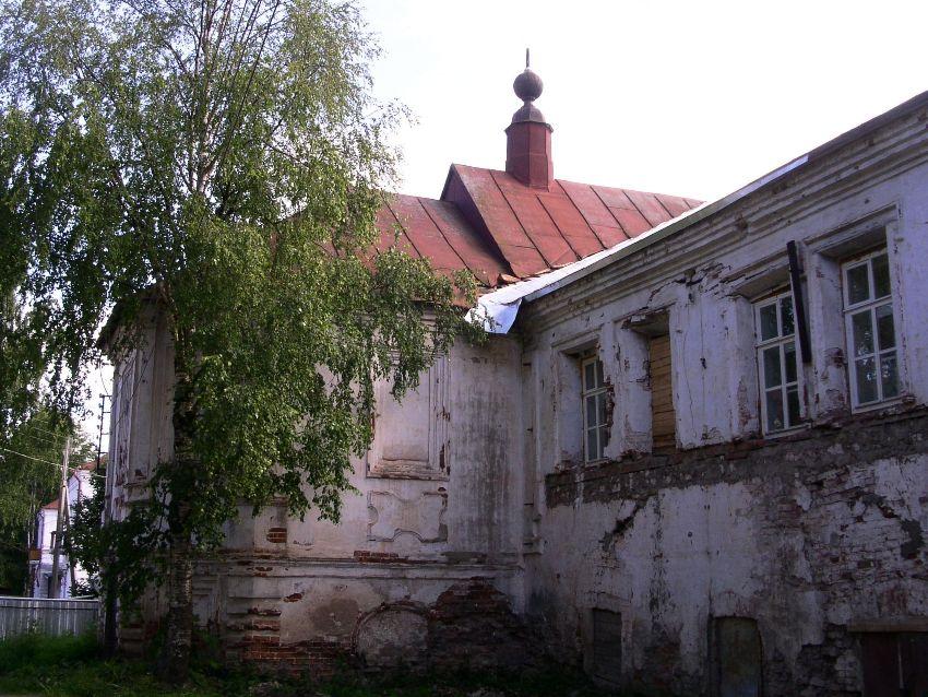 Церковь Спаса Нерукотворного Образа Всеградская, Великий Устюг