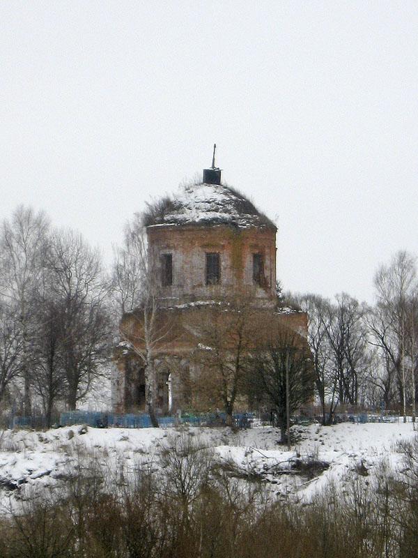 Церковь Казанской иконы Божией Матери (Рождества Христова), Асовица