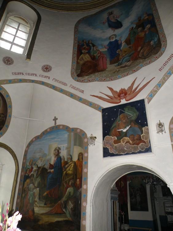 Церковь Спаса Нерукотворного Образа, Борки