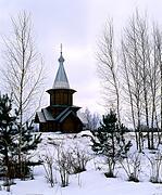 Церковь Николая Чудотворца - Сменково - Псковский район - Псковская область