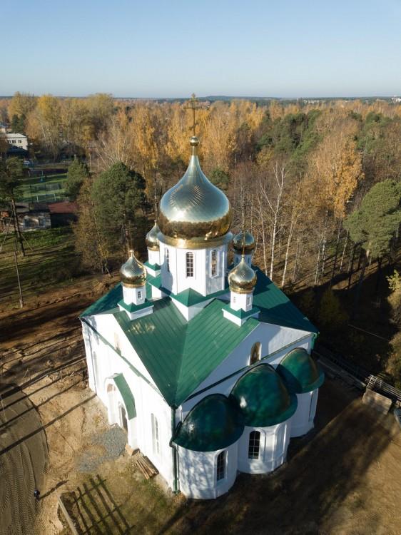 Церковь Гурия Шалочского, Бабаево