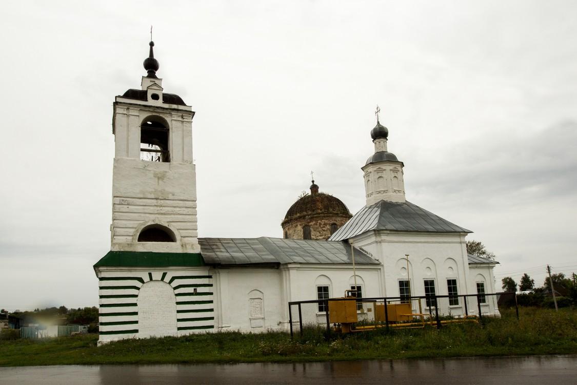 Церковь Успения Пресвятой Богородицы, Виняево