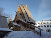 Сольба. Николо-Сольбинский женский монастырь. Церковь Сергия Радонежского