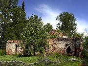Церковь Покрова Пресвятой Богородицы - Пальцево - Бабаевский район - Вологодская область