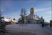 Звенигород. Саввино-Сторожевский монастырь. Собор Рождества Пресвятой Богородицы