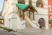 Звенигород. Саввино-Сторожевский монастырь. Церковь Сергия Радонежского в звоннице