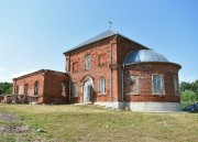 Пески. Сергия Радонежского, церковь