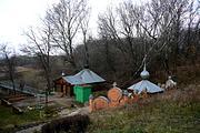 Раненбургская Петропавловская пустынь - Рощинский - Чаплыгинский район - Липецкая область
