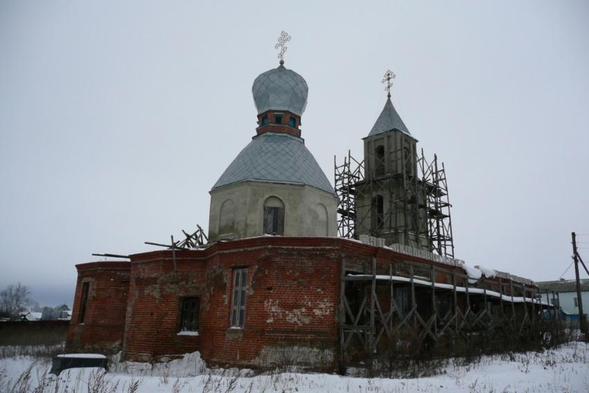 Церковь Варвары великомученицы, Варваро-Борки