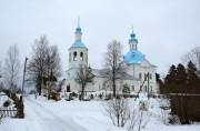 Церковь Покрова Пресвятой Богородицы - Аксеново - Кирилловский район - Вологодская область