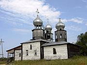 Церковь Успения Пресвятой Богородицы - Девятины - Вытегорский район - Вологодская область