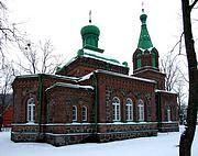 Церковь Богоявления Господня - Йыхви (Jõhvi) - Ида-Вирумаа - Эстония