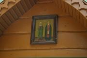Успенский Пюхтицкий женский монастырь. Крестильная церковь Иоанна Предтечи и Исидора Юрьевского на Горке - Куремяэ - Ида-Вирумаа - Эстония