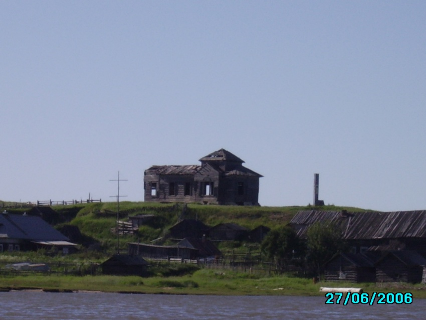 Церковь Антония Сийского, Сюзьма