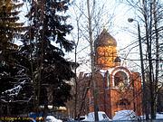 Церковь Илии Муромского - Власиха - Одинцовский городской округ и ЗАТО Власиха, Краснознаменск - Московская область