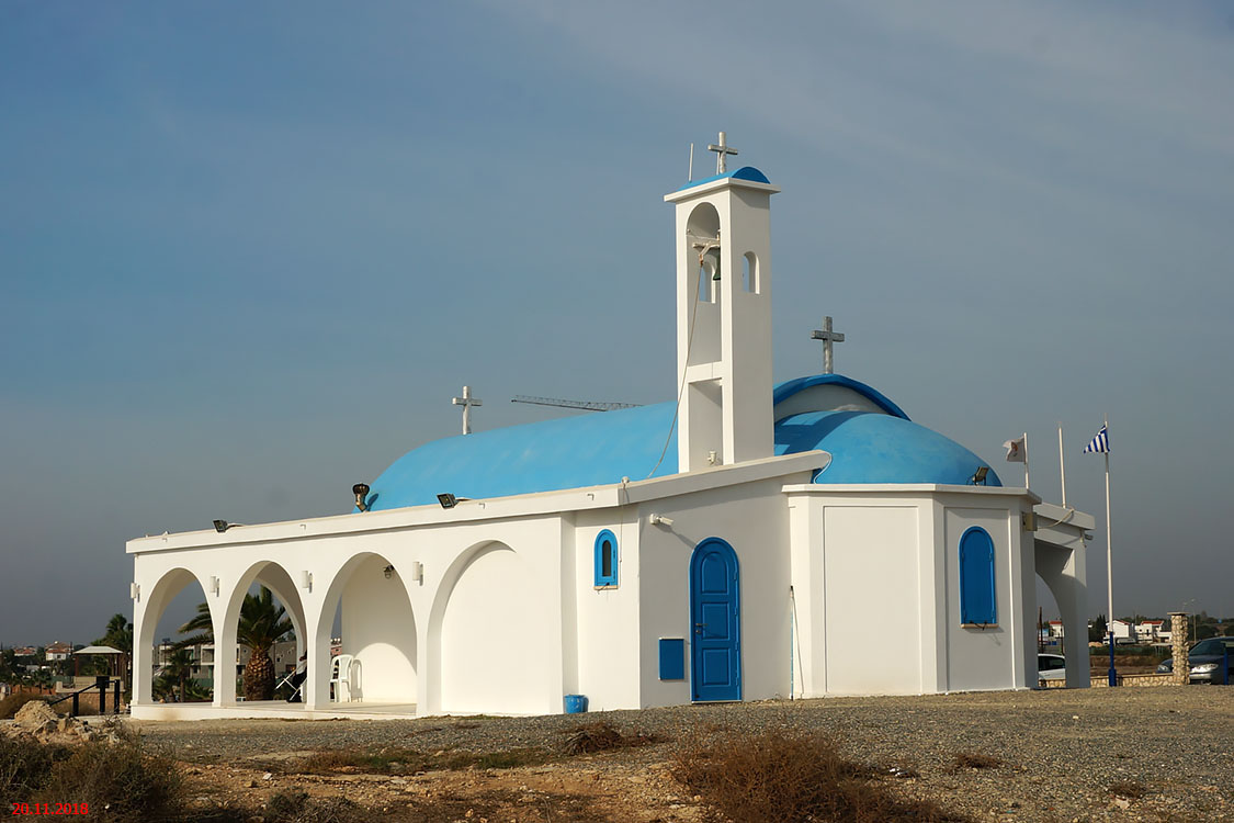 Церковь Феклы, Айа-Напа